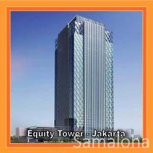 sewa kantor di Equity Tower, jakarta-selatan